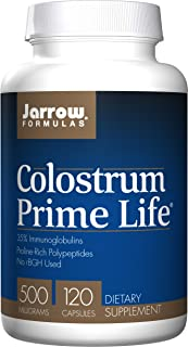 Colostrum Prime Life 500 MG 120 CAPS