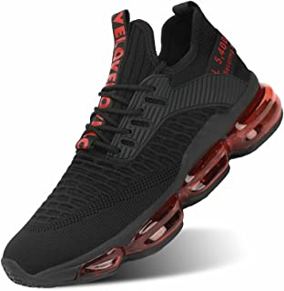Mens Trainers Air Cushion Running Fashion Shoes Casual Breathable Walking Tennis Gym Athletic Sports Sneakers Zapatos