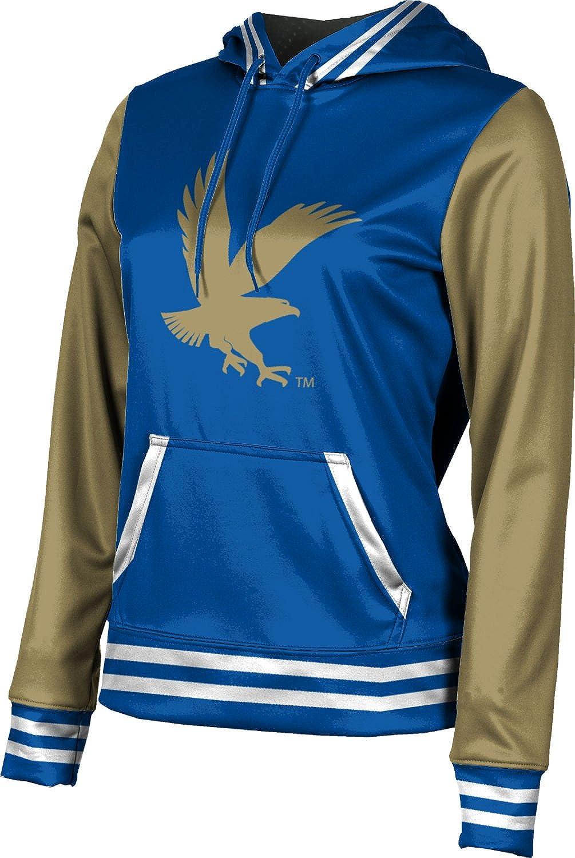 ProSphere Embry-Riddle Aeronautical University Worldwide Girls' Pullover Hoodie, School Spirit Sweatshirt (Letterman)