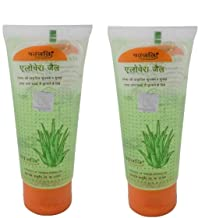 Patanjali Aloe Vera Gel, 150ml (Pack of 2)
