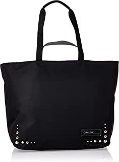 Calvin Klein Primary PSP Shopper ST Bag, Black