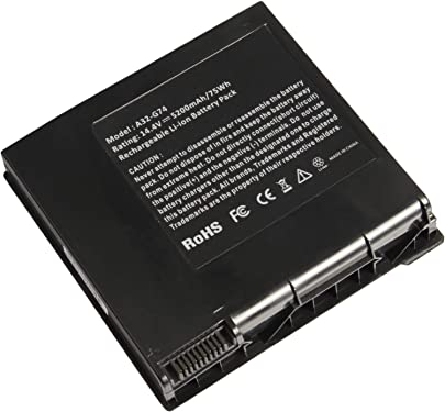 RayWEE A42-G74 Laptop-Batterie f r G74 G74J G74JH G74JH-A1 G74SW-A2 G74SX-A1 G74SX-A2 G74SX-3D G74SX-XR1 G74SX-XC1 G74SX-91079V G74S-XR G74SX G74SW-A1