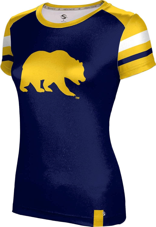 ProSphere University of California, Berkeley Girls' Performance T-Shirt (Old School)