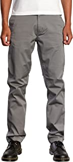 Men's Straight Fit Stretch Chino Pant