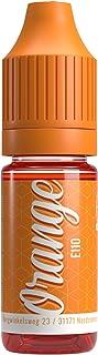 V2 Vape Colorante alimentario de Vaina Extremadamente Concentrado, líquido para Colorear Bebidas, masas, coberturas y Todos los demás Productos alimenticios Naranja