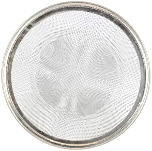 Danco Bathroom 88820 2-3/4-Inch Tub Mesh Strainer, Stainless Steel, 2-1/2-Inch Lavatory