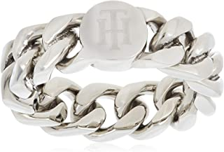 TOMMY HILFIGER WOMEN'S STAINLESS STEEL RINGS -2700966E