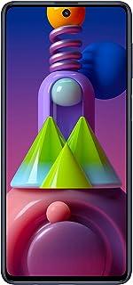 هاتف سامسونج جالاكسي ام 51 بشريحتين اتصال، رام 8 جيجابايت ، سعة تخزين 128 جيجابايت - الجيل الرابع ال تي اي