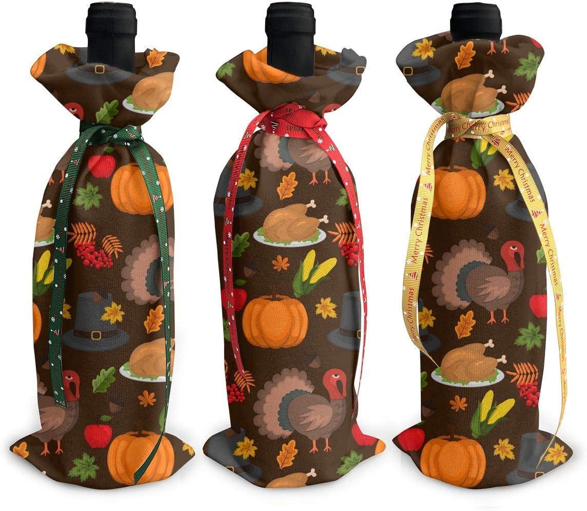 Thanksgiving shopping Hapyy Fall Turkey X Houston Mall Pumpkin3Pcs Christmas Halloween