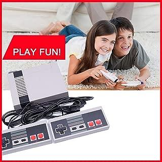 VANVENE NewClassic Mini 620 Video Games Consoles System for Kids Birthday Gift(AV Output 8-Bit)