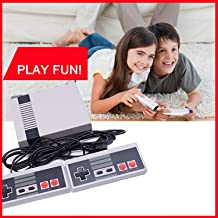 VANVENE New Classic Mini 620 Video Games Consoles System for Kids Birthday Gift(AV Output 8-Bit)