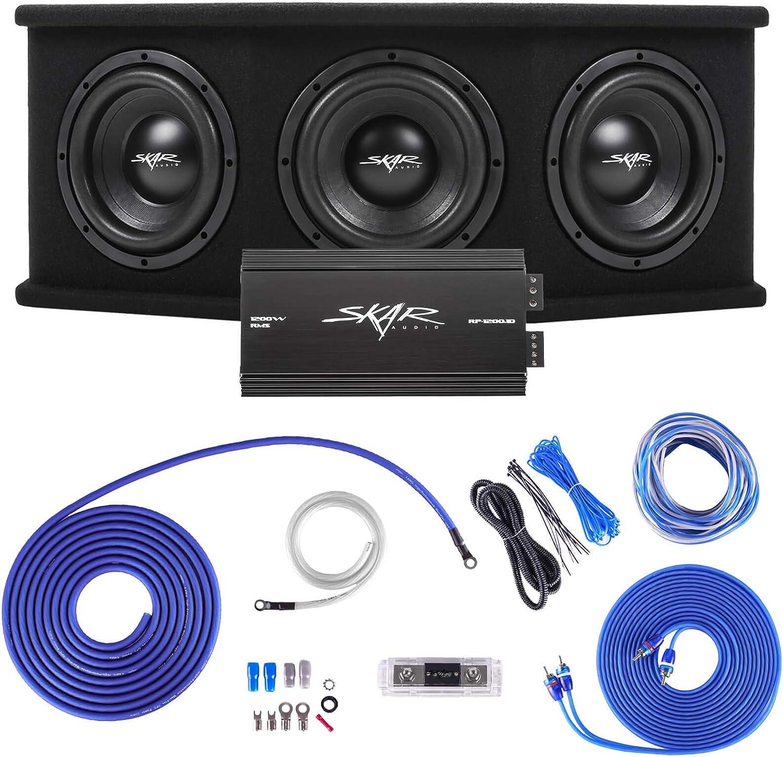 Skar Audio Triple SDR Series Subwoofer - Best 8 Subwoofer 2021