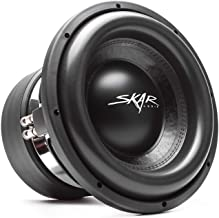 "$202 » Skar Audio VXF-12 D4 12"" 3000 Watt Max Power Dual 4 Ohm Competition Car Subwoofer (Renewed)"