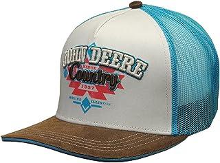 John Deere Brand Country Since 1837 Moline Illinois Snapback Hat