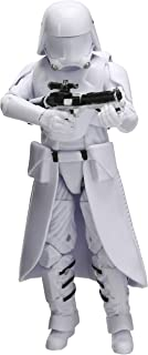 STAR WARS B4597 The Black Series 6-Inch First Order Snowtrooper Brown