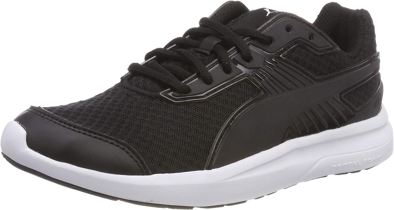 PUMA Unisex Adults' Escaper Pro Low-Top Sneakers Black