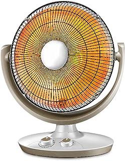 Radiador eléctrico MAHZONG Calentador oscilante de cerámica, 1000W, con Viento Caliente y Natural, para protección contra sobrecalentamiento y vuelco en hogares y oficinas