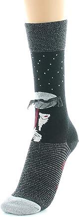7f1652bbda61f0 Berthe Aux Grands Pieds Chaussettes Femmes Femme avec Parapluie Bagp10