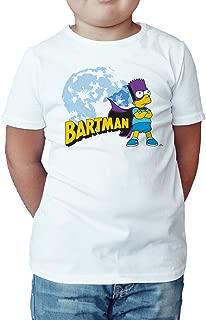 Bartman Watcher Official Kid's T-Shirt (White)
