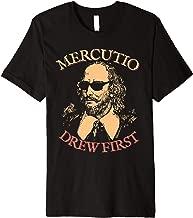 Will Shakespeare & Sunglasses Mercutio Drew First Tee Shirt
