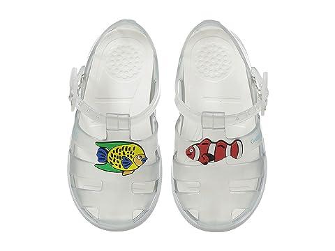 Dolce & Gabbana Kids Clear Jelly Sandal (Toddler/Little Kid)