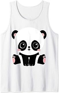 Bébé Panda mignon Débardeur