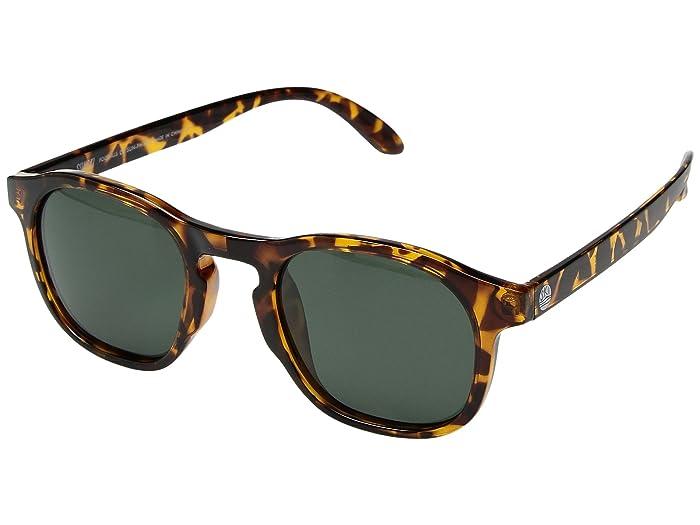 Sunski Foothills Lifestyle Collection (Tortoise /Forest) Sport Sunglasses