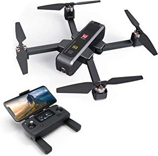 MJX Bugs 4W Foldable Drone 4K Camera GPS 5Ghz WiFi RC HD Quadcopter Brushless Motor B4W 1x Battery Dual Charger 1.6km Dist...