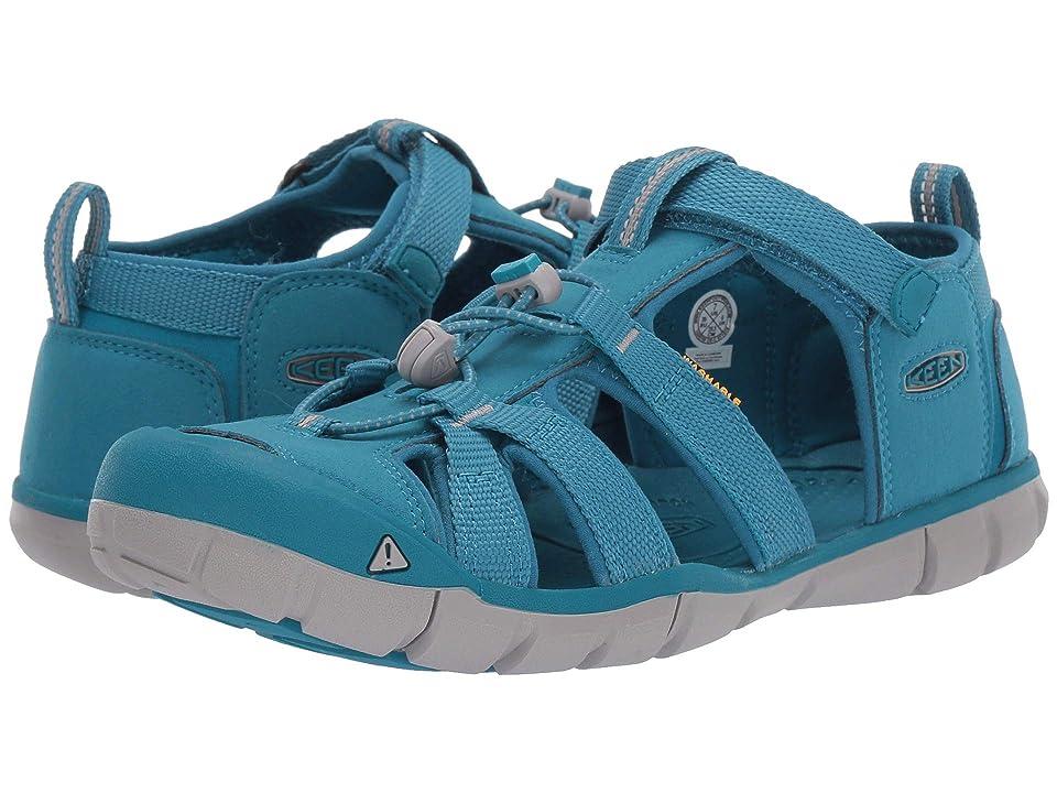 Keen Kids Seacamp II CNX (Little Kid/Big Kid) (Tahitian Tide) Girls Shoes