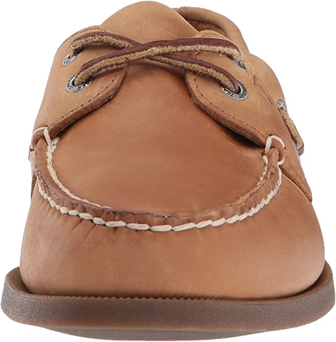 Sperry TopSider Mens Authentic Original 2Eye Cross Lace Boat Shoes