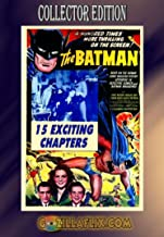 The Batman ~ Collector Edition - 1943 Movie Serial Collection All 15 Chapters