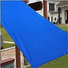 LIXIONG schaduwdoek schaduwnet, HDPE zonwering doorlatend zonnescherm zeil, warmte-isolatie UV-blok luifel zonwering voor ...