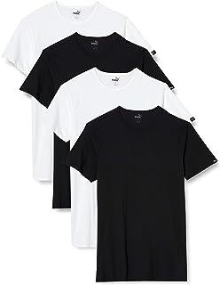 PUMA herr PUMA Basic Men's Crew Neck T-Shirt Multipack Översta baslager
