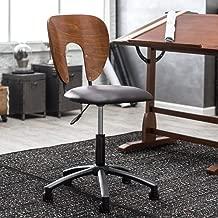 Studio Designs Brown/Pewter Wood Metal Plastic Ponderosa Sonoma Chair
