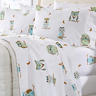 Best owl flannel sheets Reviews