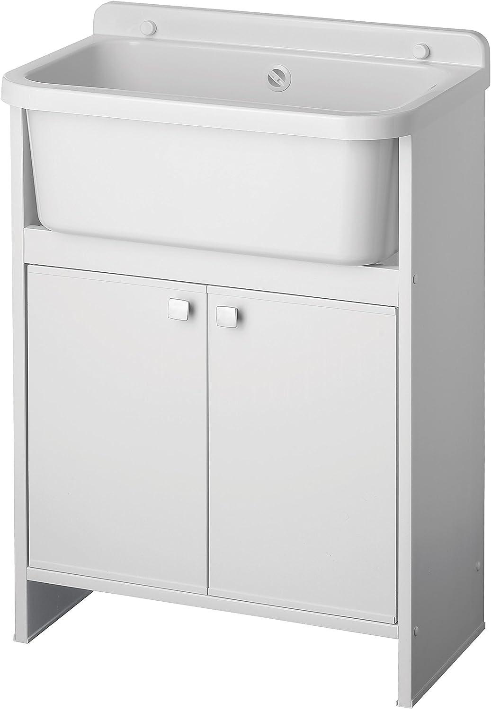 Negrari 5001PKC Space-Saving Washbasin White 35 cm SALENEW Special price very popular 55 x
