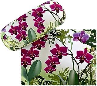 von Lilienfeld Étui Lunettes Cadeau Femme Homme Motif Floral