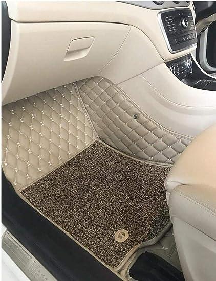 CARMATE Luxury 7D Car Foot Mats Custom Fitted Car Floor Mats for Toyota  Etios Liva - Camel: Amazon.in: Car & Motorbike
