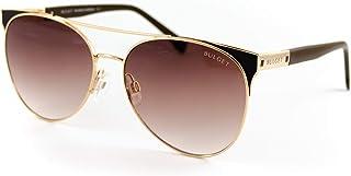 Óculos De Sol Bulget - Bg3248 01a - Dourado/Marrom