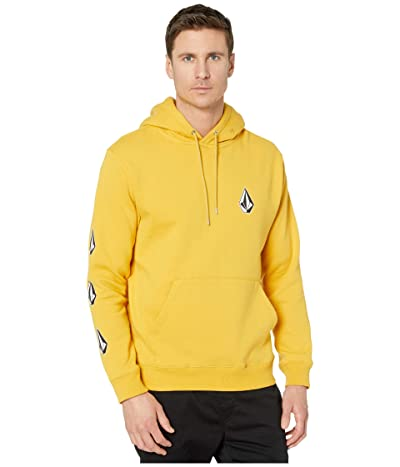 Volcom Deadly Stones 2 Hoodie (Gold) Men
