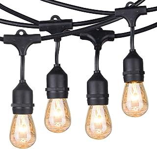 Amazon Com Costco String Lights Outdoor Lighting Tools Home Improvement