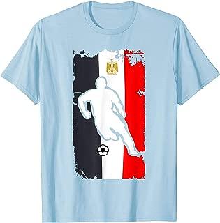 Egypt Soccer Jersey - Egyptian Flag   Football Futbol