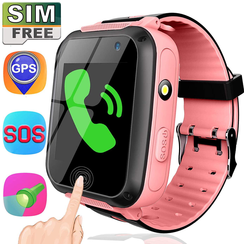 Smart Watch with SIM Card-1.44