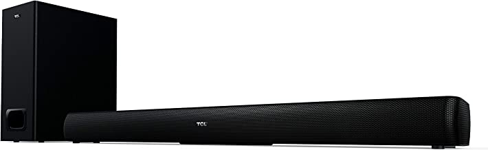 TCL Alto 5+ 2.1 Channel Home Theater Sound Bar with Wireless Subwoofer – Ts5010,..
