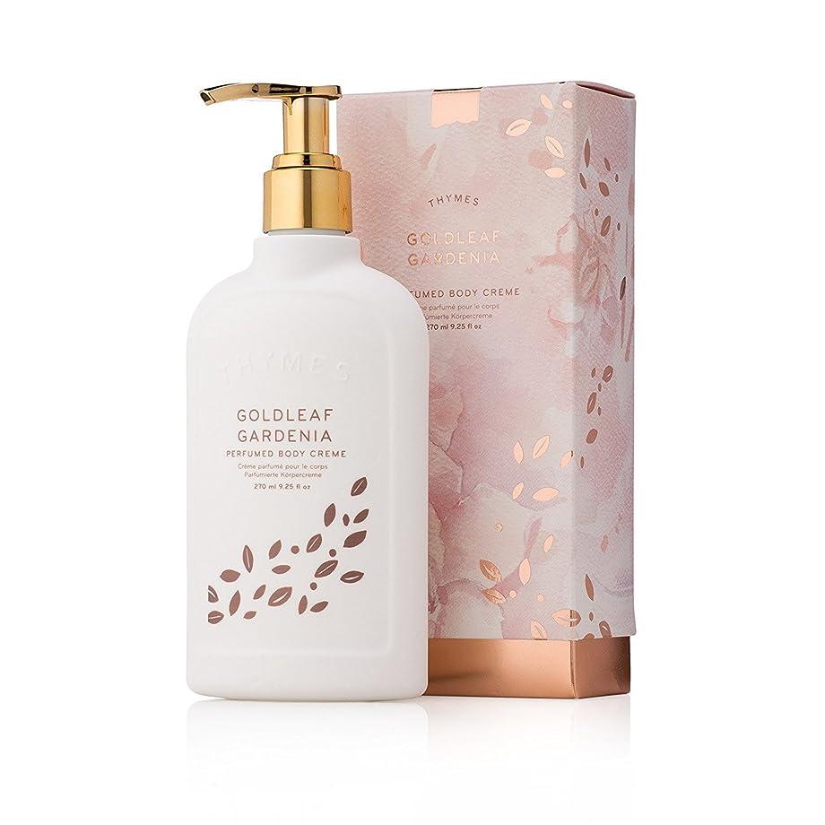 未使用死傷者アサートタイムズ Goldleaf Gardenia Perfumed Body Cream 270ml/9.25oz並行輸入品