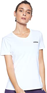 adidas D2M SOLID TEE Womens T-SHIRTS