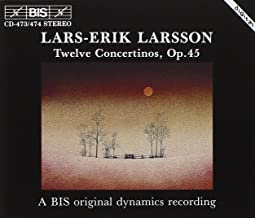 Larsson: Twelve Concertinos, Op. 45