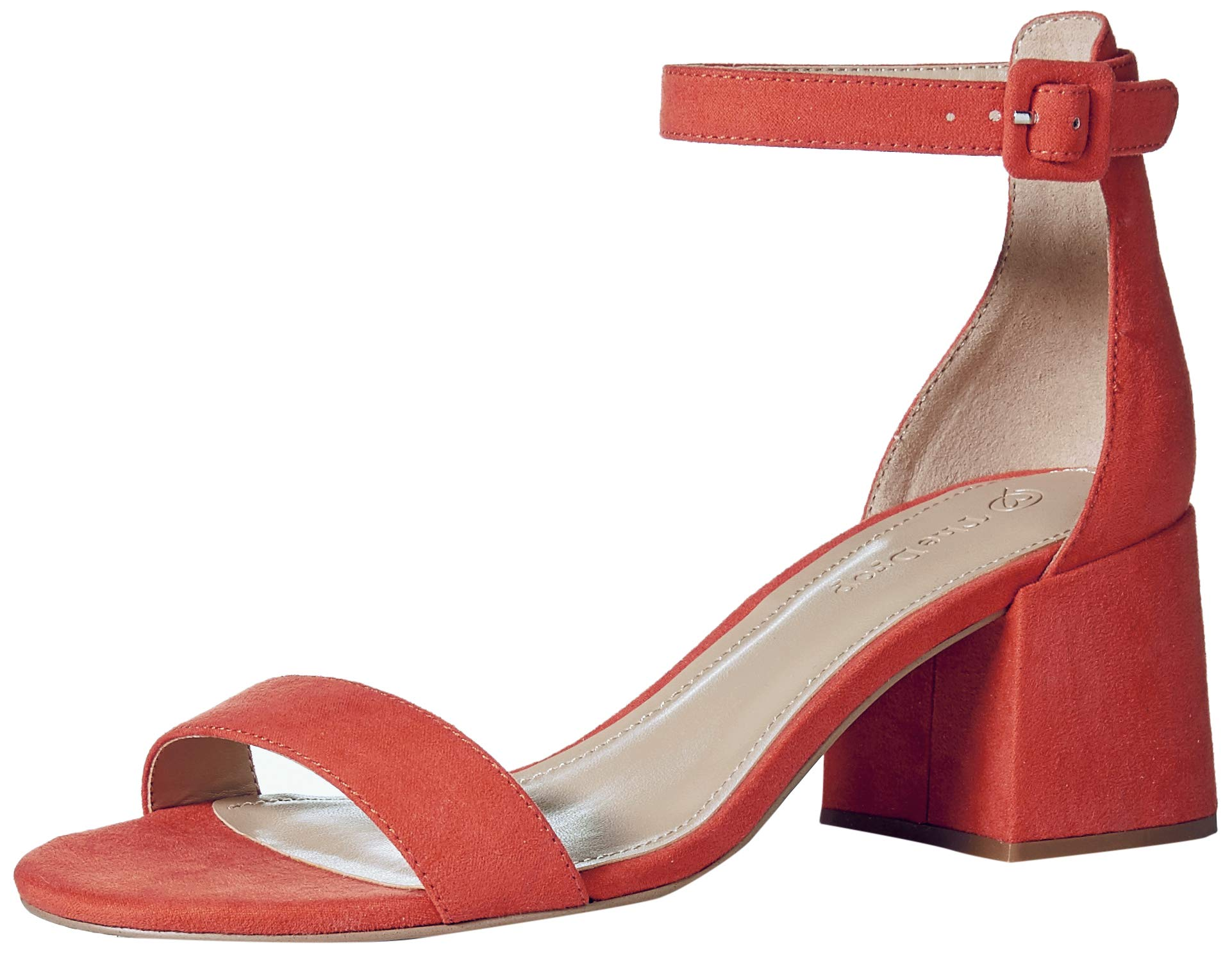 The Drop Women's Lyon Block Heeled Strappy Sandal