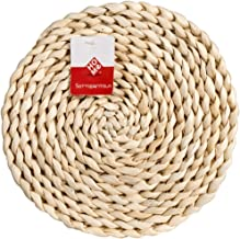 Home Round Trivet Maize Ecru