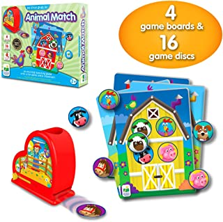 The Learning Journey: My First Grab It! - Animal Match - an Exciting Matching Game